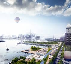 oma u0026 big among 6 winners in rebuild by design competition archdaily