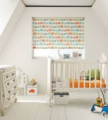 Roller Blinds Bedroom by Add A Child Safe Blind Into Your Baby U0027s Nursery Rollerblinds