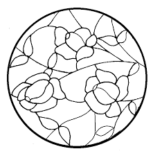 mosaic coloring pages free 398897