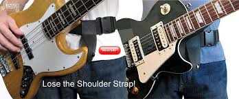 Comfortable Strap On Harness Guitar Straps Bass Straps Slinger Straps Ergonomic Guitar Straps