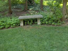 concrete garden benches furniture inspiration awesome black iron