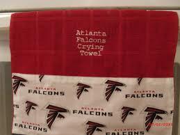 atlanta falcons crying towel falcons terrible towel falcons