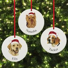 personalized animal ornaments at personal creations