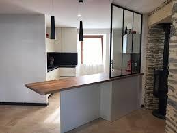 verriere dans une cuisine une cuisine à candé avec verrière