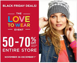 gap factory stores canada black friday sales deals 2013 50 70