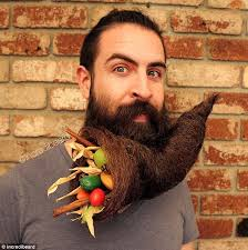 artist incredibeard creates amazin sculptures from his hair