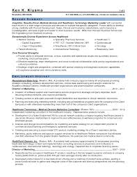 Sample Medical Resume by Medical Sales Device Resume