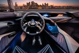 xe lexus chay bang dien lộ diện mẫu lexus ux concept đẹp mê hồn