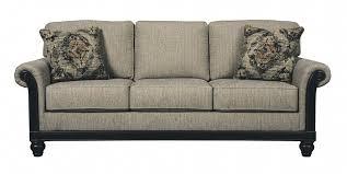 sofa taupe blackwood taupe sofa 3350338 sofas express furniture and