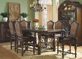 dining room collections dining room radiata hardwood solids dining table with dark oak finish
