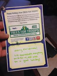 2013 thank you from the troops