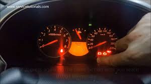 nissan australia service intervals how to reset service light oil service on a nissan micra in 2