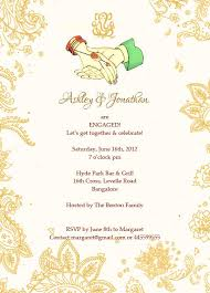 engagement ceremony invitation as esteemed members of the family you are invited to the