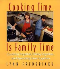 cooking time is family time cooking together together