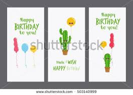 comic happy birthday illustration download free vector art