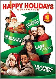 amazon com happy holidays collection four disc pack all i