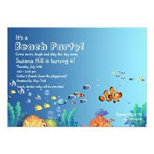 121 best fish birthday card invitations images on pinterest