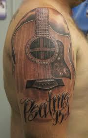 Guitar Tattoo Designs Ideas Guitar Tattoos Madscar Tattoos Pinterest Guitar Tattoo