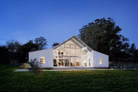 leed certified house plans a certified leed platinum barn house design