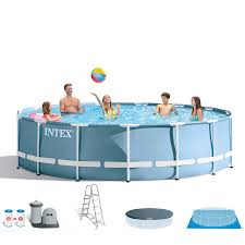 Backyard Pool Superstore Coupon by Amazon Com Intex 10ft X 30in Prism Frame Pool Set With Filter