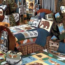 Cabin Bed Sets Log Cabin Quilts Twin Cabin Quilt Bedding Sets Cabin Bedding By