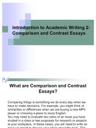 comparison and contrast essay sample pdf comparing contrast essay education systems primary education comparing contrast essay education systems primary education secondary education