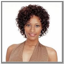 short black weave hairstyles