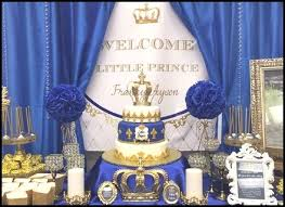 Best Royal Blue and Gold Decorations