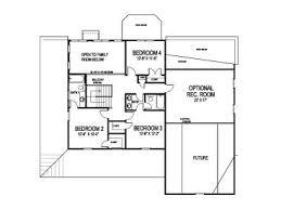 farmhouse plans two story farmhouse plan 058h 0082 at