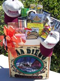 california gift baskets custom san diego california gift baskets