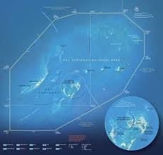 National Parks Map Usa by Dry Tortugas Research Natural Area Rna Dry Tortugas National