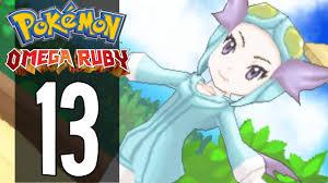 Omega Ruby Pokemon Omega Ruby Part 13 Gym Leader Winona Gameplay