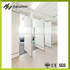 sliding room divider panels reachz soundproof dividers design wall
