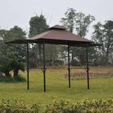 bbq tent buy outsunny 2 5 x 1 5m bbq tent picnic gazebo shelter portable