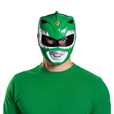 green ranger vacuform mask morph costumes us