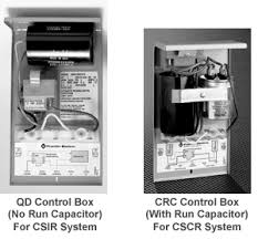 capacitor run control box worthwhile for 1 1 5 hp pumps cost