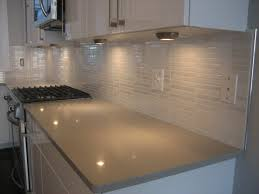 kitchen wall tiles backsplash for white cabinets gray ceramic tile