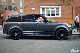 range rover autobiography land rover mansory range rover autobiography lwb 2013 21