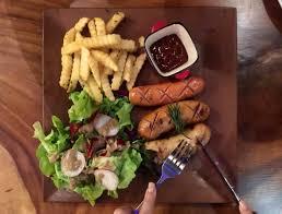 cuisine origin ไส กรอกรวม ร าน lanna origin โครงการ the cabin air ลาดกระบ ง wongnai