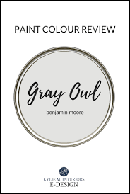 gray owl painted kitchen cabinets paint colour review benjamin gray owl oc 52