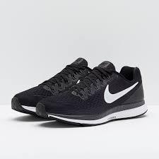 Nike Pegasus nike air zoom pegasus 34 black white grey anthracite black