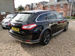 peugeot 4wd peugeot 5082 0 hdi rxh hybrid 4wd sw ltd edition auto for sale