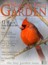 the niagara falls garden magazine for ggw and gbbd garden walk