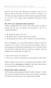 what does an objective mean in a resume how to write a cv you must play your part 17