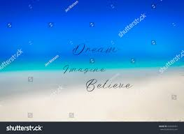 saying on blurred abstract background stock illustration