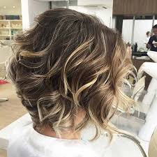 short brown hair with blonde highlights 42 balayage ideas for short hair the goddess