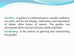 planning and layout of garden narender 2011a24bvii