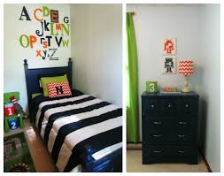 Boys Rooms by Little Boys Room Navy Green And Orange My 3 Sons Pinterest