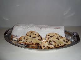 German Christmas Cake Decorations by The German Christmas Cake Stollen German Language Blog