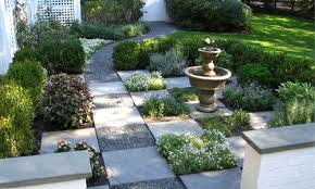 Gravel Backyard Ideas Gravel And Rock Gardens